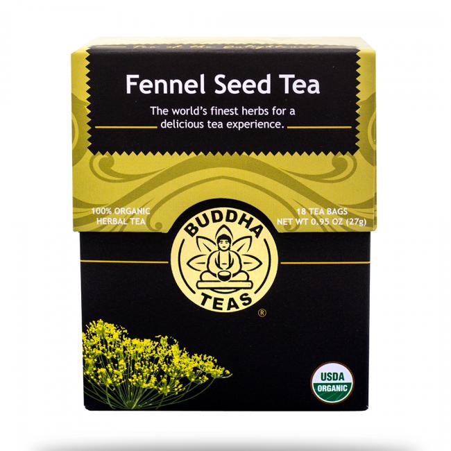 Fennel Tea By Buddha Teas
